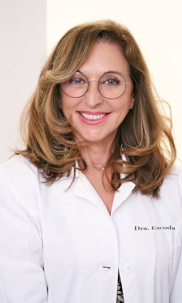 Dra Nuria Escoda Clínica Medicina Estética Barcelona