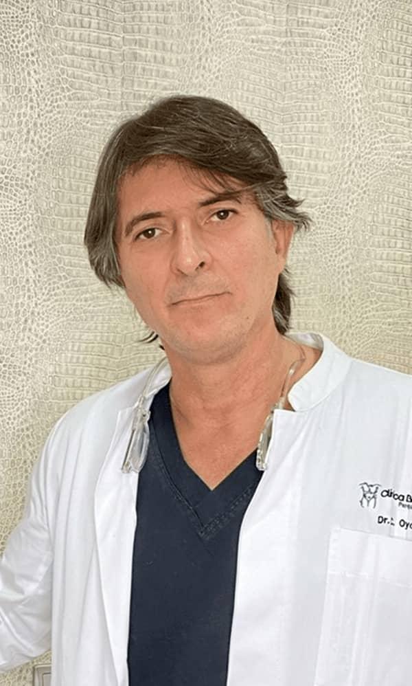 Dr Cristopher Oyola Clínica Bruselas Madrid