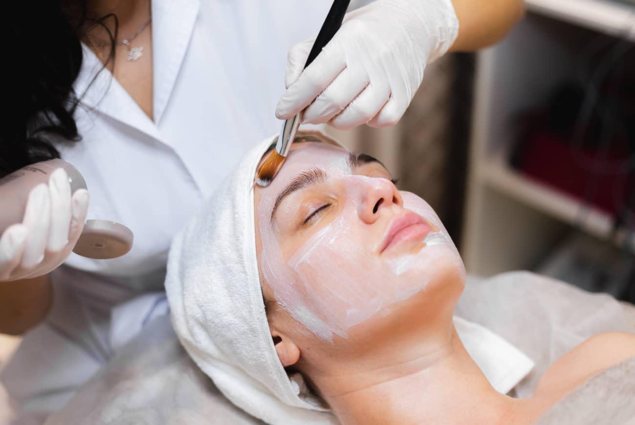 tipos de tratamientos faciales